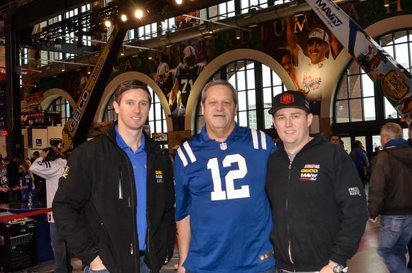 Colts-Bengals Lucas Oil