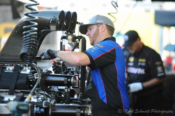 Morgan Lucas Racing-Indy 2014