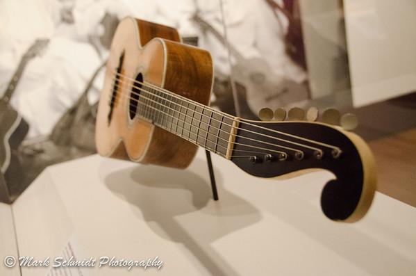 Guitar Exhibit-May 2013